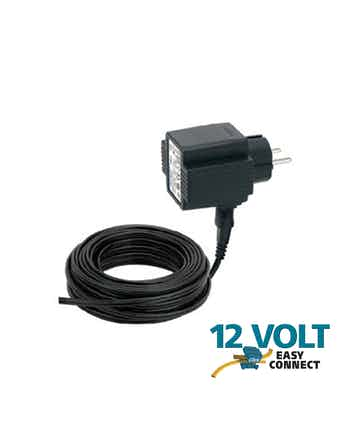Transformator Luxform 20w Med 10m Kabel