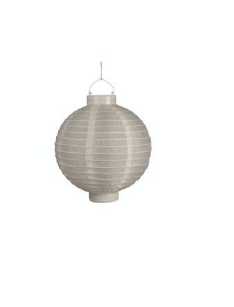 Kinasolcellslampa Vit 2 Led Varmvit/Färgskift