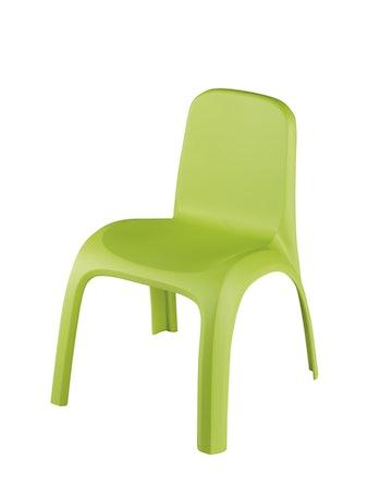 Barnstol Keter Lime