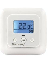 Терморегулятор Thermo TI-900, белый