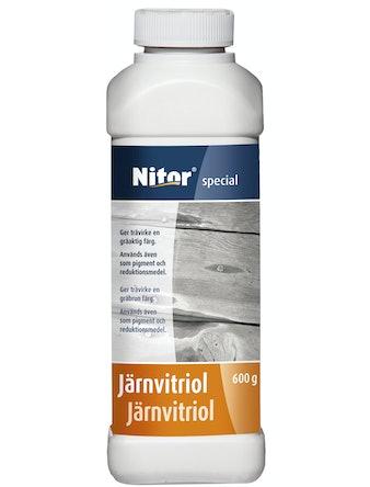 Järnvitriol Nitor Kem/Färgning