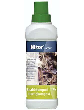Snabbkompost Nitor Natur 50G