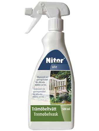 Möbeltvätt Nitor Trävårdsmedel 500ml