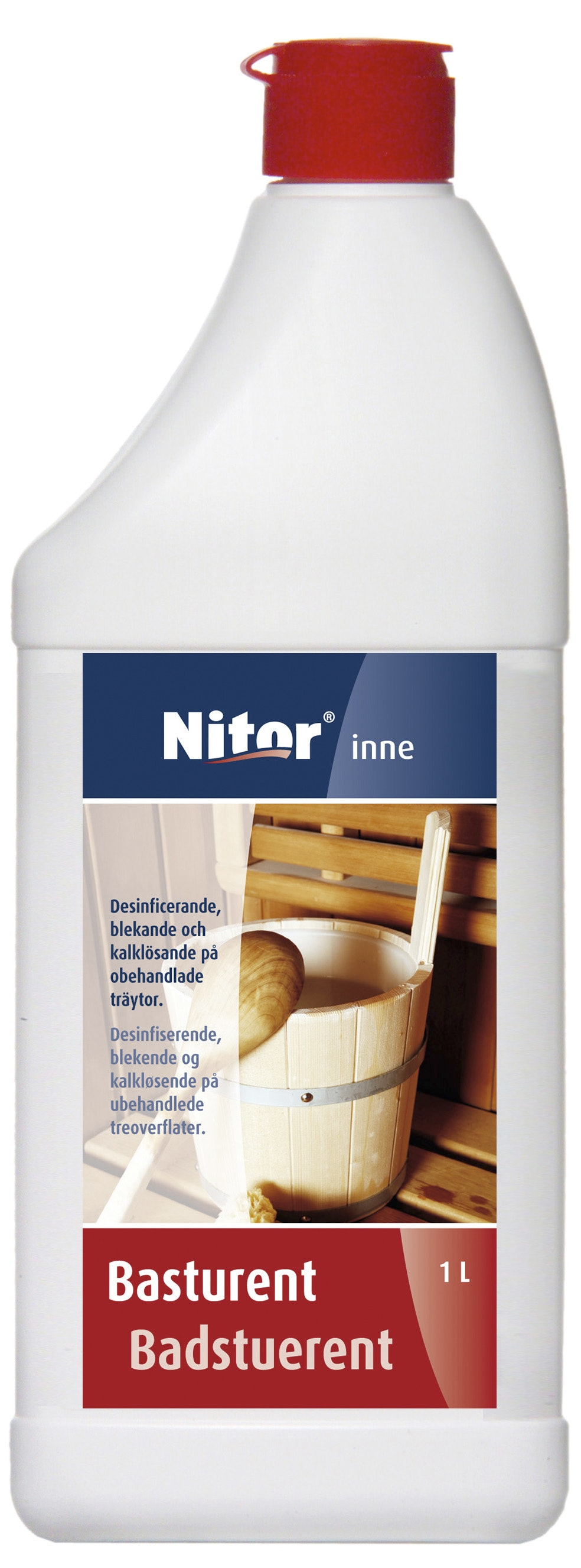 Basturent Nitor 1l