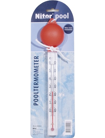 Pooltermometer Nitor Boll