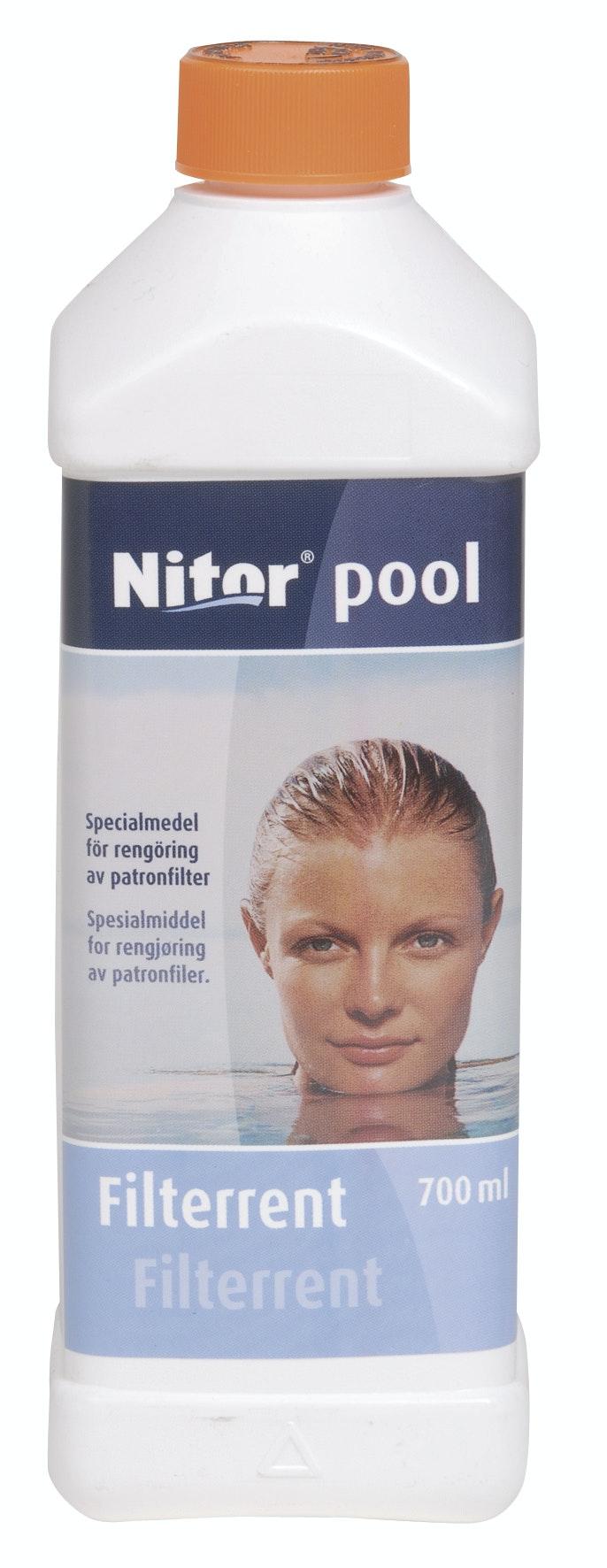 Filterrent Nitor Poolkem