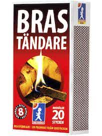 Braständare Grill/Bras
