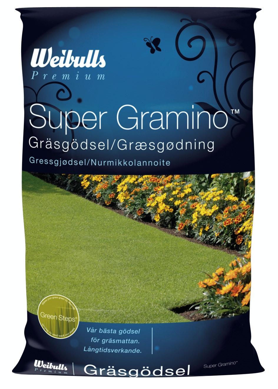 Gödsel Weibulls Super gramino organisk 6,5kg
