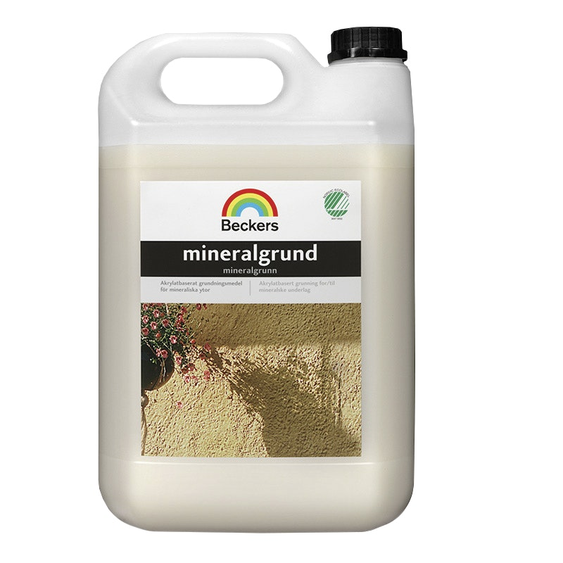 Mineralgrund Beckers 5L