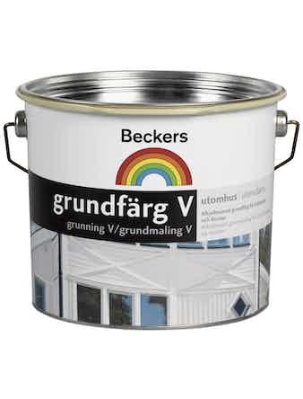 Grundfärg Beckers Vattenbaserad Gul 10L