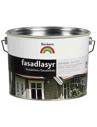 Fasadlasyr Beckers Bas Orange 9L