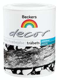 Träbets Beckers Decor Vit 0,5L
