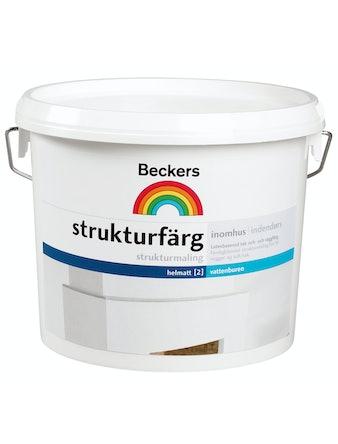 Strukturfärg Beckers 3L