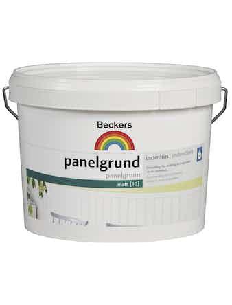 Panelgrund Beckers Vit 2,7L