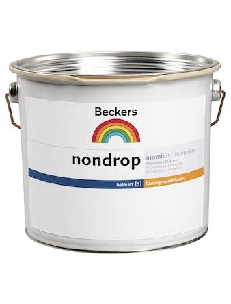 Grundfärg Beckers Nondrop 3L