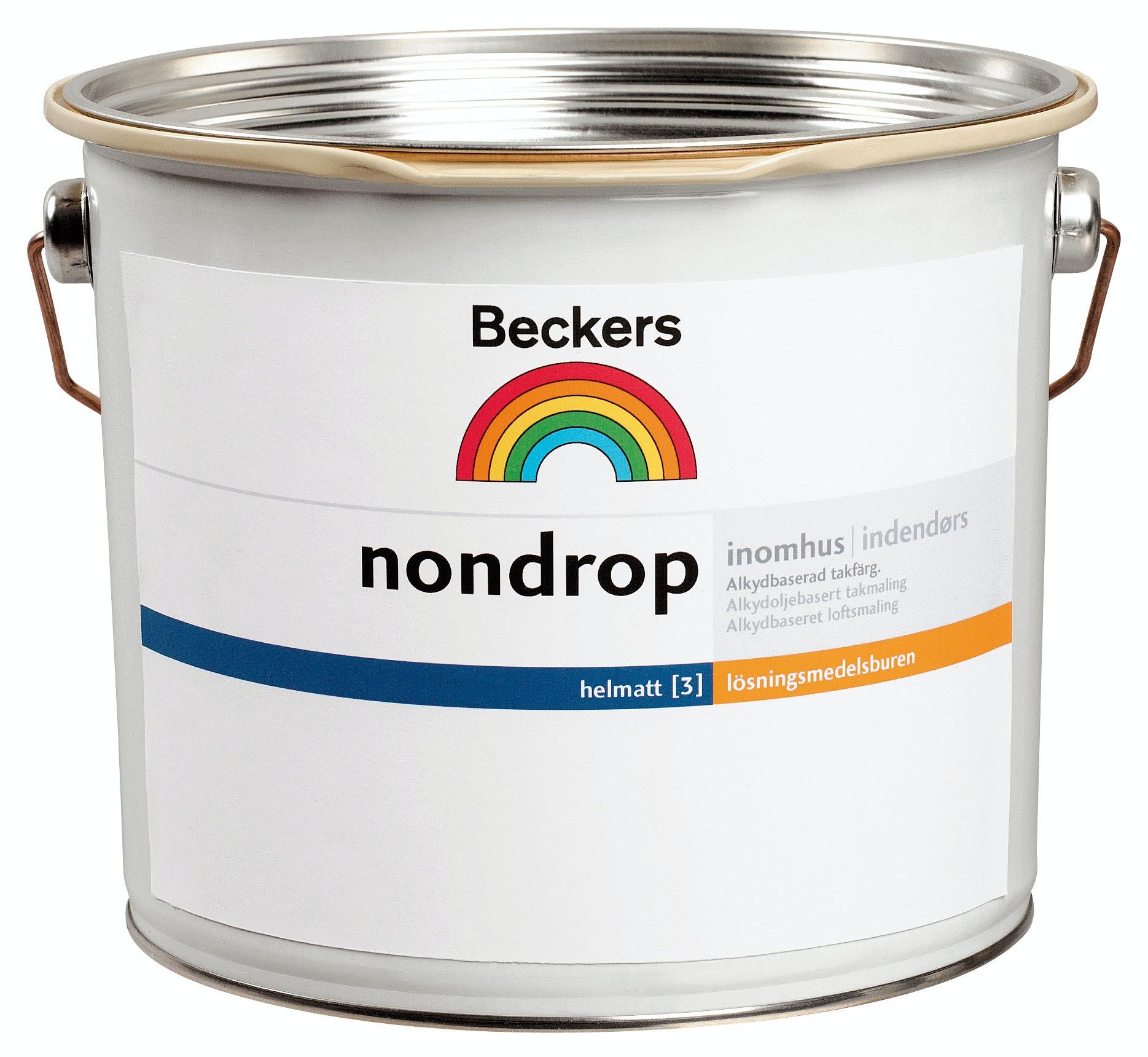 Grundfärg Beckers Nondrop 10L