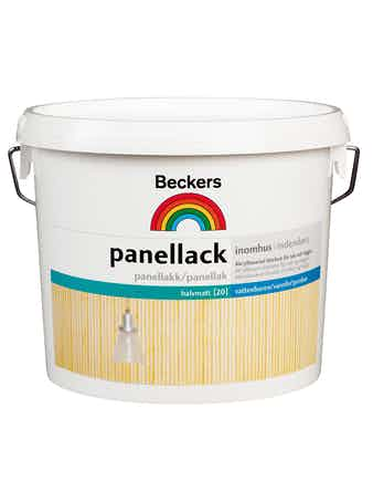 Panellack Beckers 9L