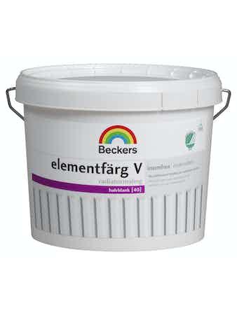 Elementfärg Beckers VS0502-Y 3L