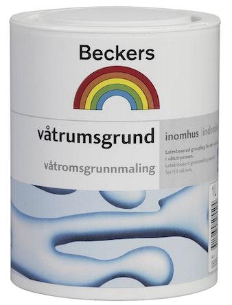Våtrumsgrund Beckers 1L