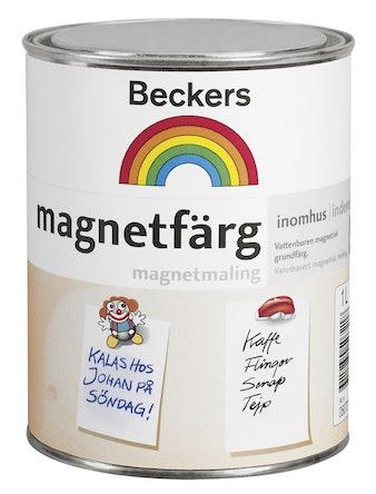 Magnetfärg Beckers 1L