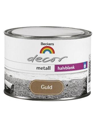 Decor Beckers Metall Guld 0,5L