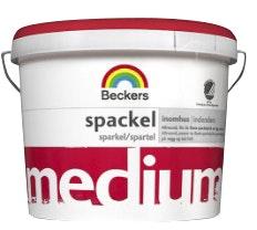 Spackel Beckers Medium 3l