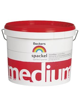 Spackel Beckers Medium 10L