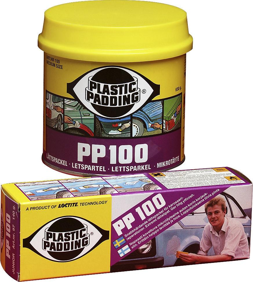 Lättspackel Plastic Padding PP100 560ml