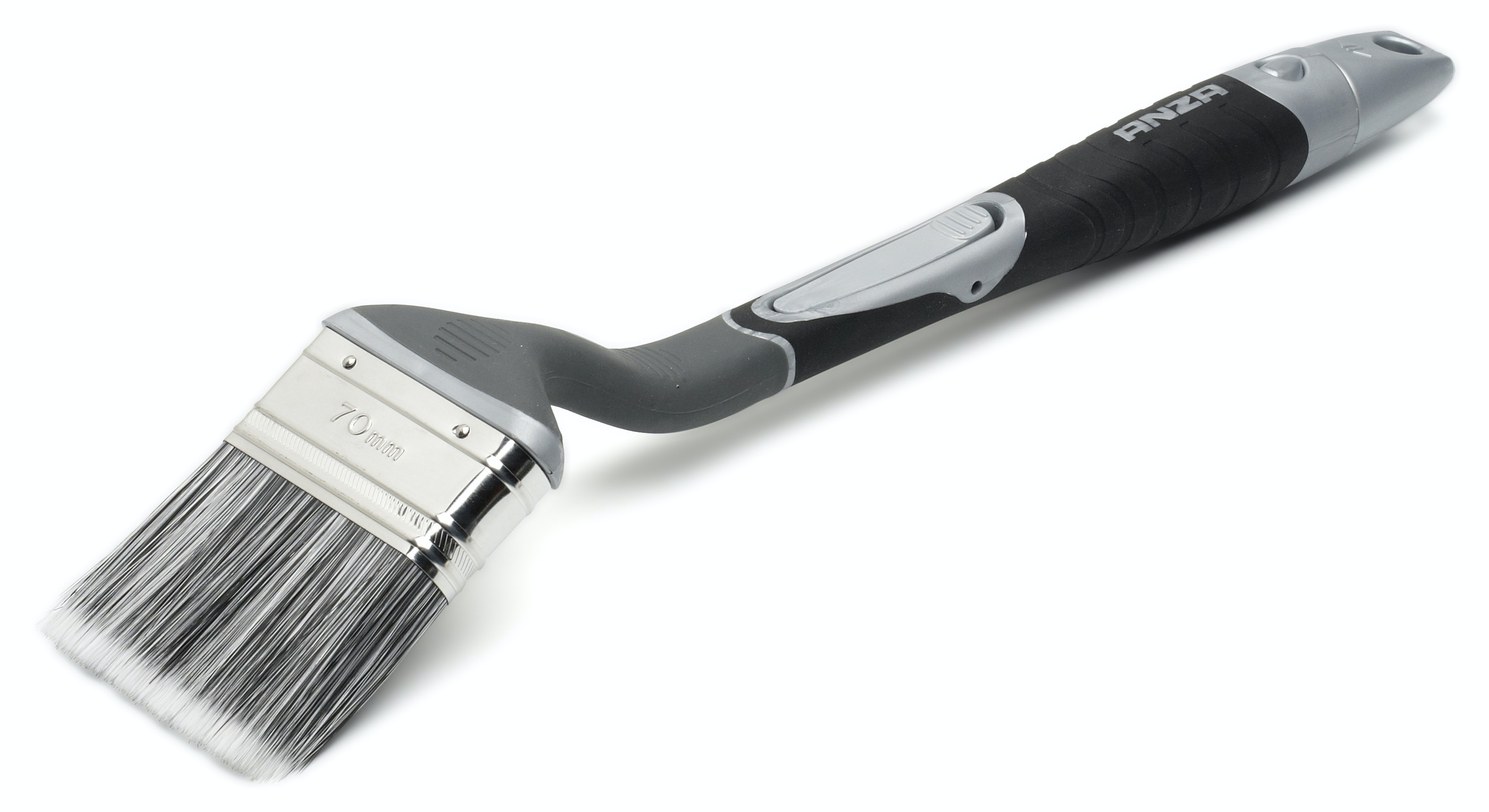 Vinkelpensel Anza Platinum Lång 70mm