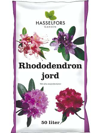 RHODODENDRONJORD 50 L