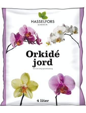 Orkidejord Hasselfors 4L