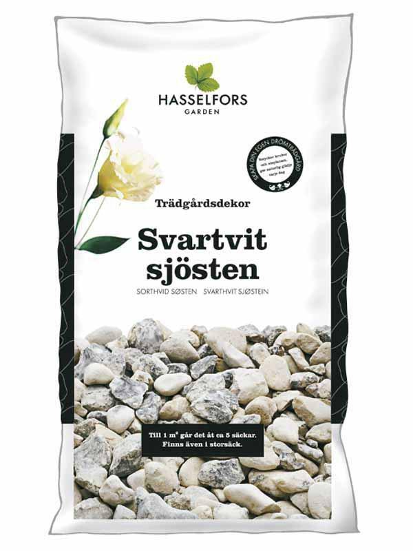 Sjösten Hasselfors Svartvit 16-32 mm 15 kg