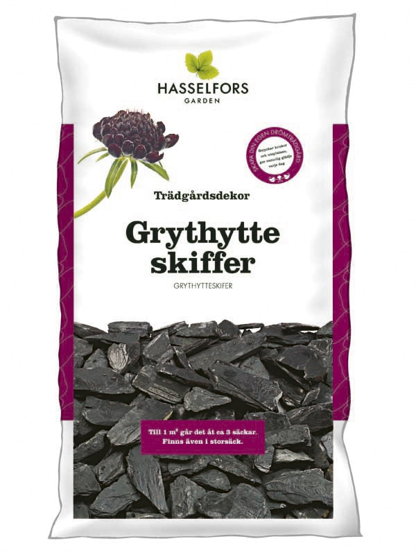 Skiffer Hasselfors Grythytte 20-40mm 14kg Säck