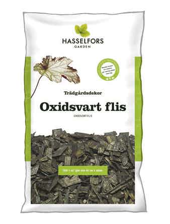 Flis Hasselfors Oxidsvart 35L