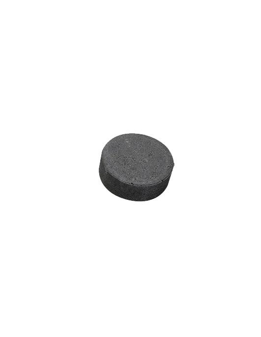 Trampsten Hasselfors Mörkgrå 15 cm