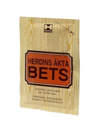 Bets Herdins 63 Mörk Mahogny