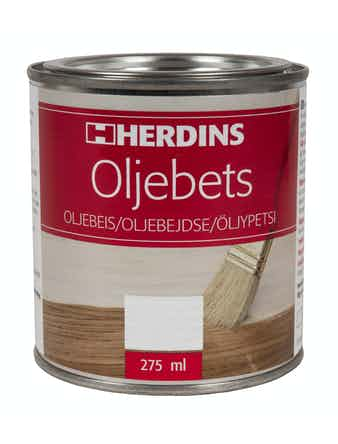 Oljebets Herdins 902 Mahogny 275ml