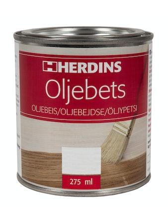 Oljebets Herdins 907 Brun 275ml
