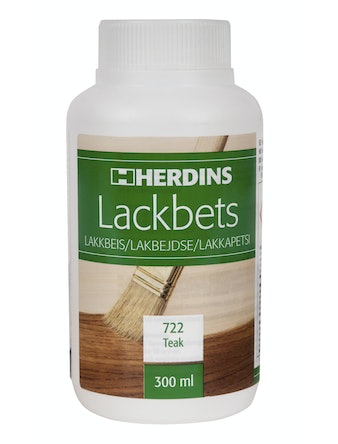 Lackbets Herdins 722 Teak 300ml