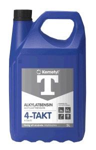 T-Alkylatbensin Kemetyl  4-takt 5 Liter