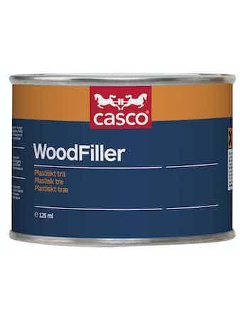 Trälim Casco Woodfiller Plastiskt Ek 125ml