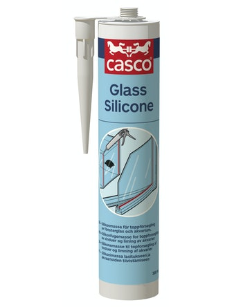 Glassilikon Casco Transparent 300ml