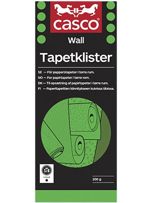 Tapetklister Casco Wall   200g