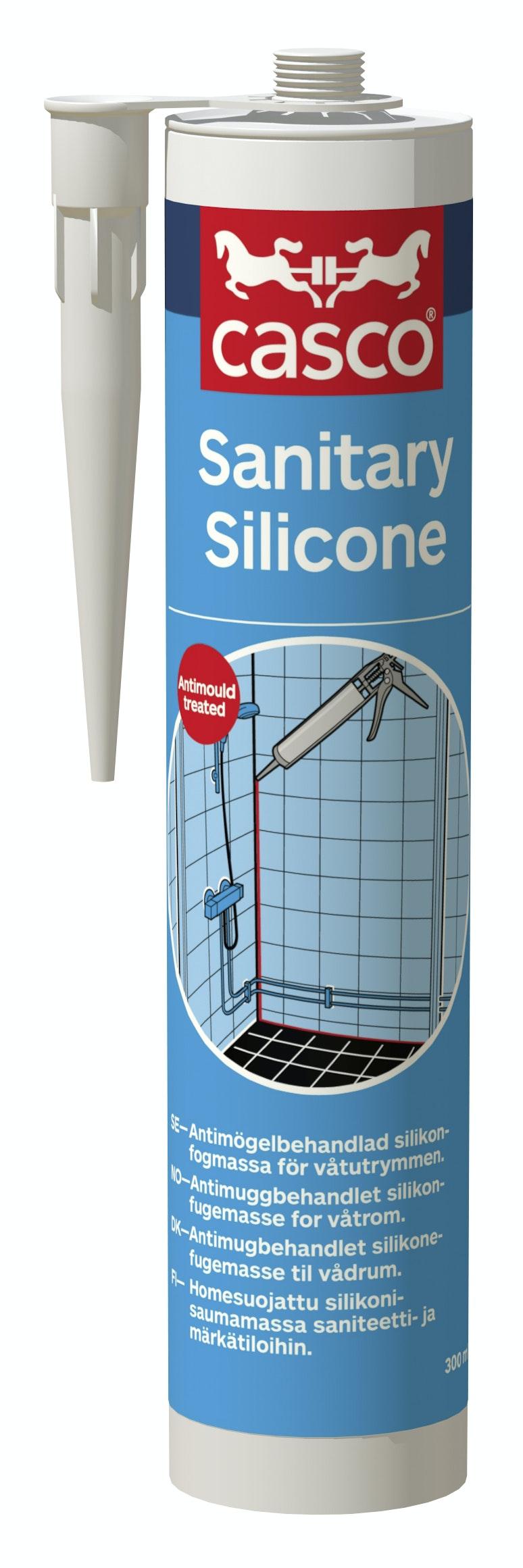 lim som fäster på silikon
