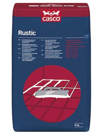 Klinkerfog Casco Rustic ljusgrå 15kg