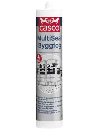 Fogmassa Casco Multibyggfog S30 ljusgrå 300ml