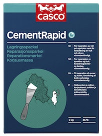 CASCO CEMENT RAPID 1KG 3678