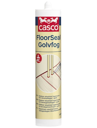 Golvfog Casco S40 Svart 300ml