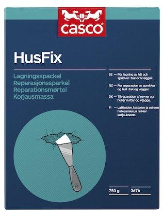 Spackel Casco Snabb Husfix Rapid 750Gram