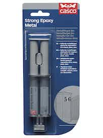 STRONG EPOXY METAL 2X12ML 2810 2-KOMPONENTTINEN EPOKSILIIMA